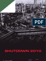 Shutdown 2010 Brochure