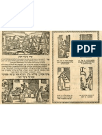 CursoDeLadino.com.ar - A sheet of Livorno Haggadah 1838 Hebrew and Ladino (Katz Center Library)