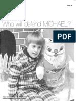 Who Will Defend Michael (Prolife Reporter Propaganda)
