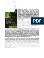 Book Review - Auditing Cloud Computing