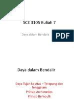 62871736 SCE 3105 Kuliah 7 Daya Dalam Bendalir
