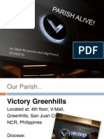 Parish Alive! Elijah Ricamata and Mig Ponco 2n
