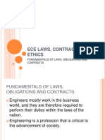 Fundamentals of Laws