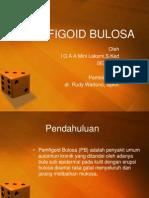 Pemfigoid Bulosa Print