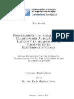 Mariano Llamedo Soria PhD Thesis - University of Zaragoza