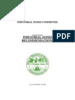 Industrial Zones Rec