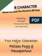 Major Character