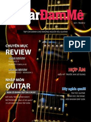 Guitardamme T8 - HQ2