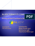 N-joy Tobacco Company