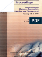 Fisheries in the Devlopment of Indian Economy