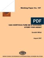 Can Horticulture Be a Success Story for Indiapdf