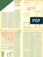 Le Scienze 1972 marzo n. 43 I tamburi parlanti dell'Africa di John. F Carrington