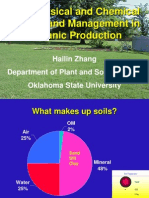 Soil Physical Chemical Quality 08