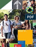 Sydney Uni 2012 Early Offer Year 12 Brochure