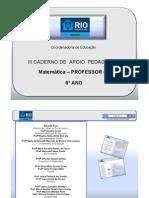 6AnoMatematicaProfessor3CadernoNovo