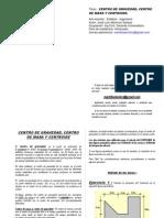 Estatica - Ingenieria_Guia_Centro de Gravedad - Centroide_Jose Luis Albornoz Salazar