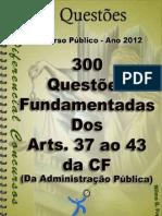 1721_Do ART. 37 Ao 43 Da CF - Apostila Amostra
