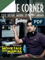 Movie Corner Magazine August 2012
