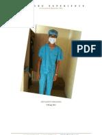 Medical Work Experience in Sri-Lanka