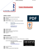 players parents programme