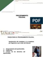 Procedimiento Policial (Penal)