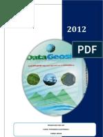 obtencion de areas y volumenes con datageosis