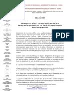 Uruguay hacia la Ratificación del Convenio Nro.169 de la OIT
