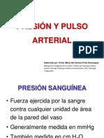 PRESIÓN Y PULSO ARTERIAL