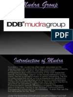 Mudra Group Introduction