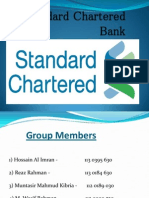 five forces in standard chartered bank Standard chartered is leading the way lower as the market slips back after seven days of gains the bank is down 70p at £1513, a decline of more than 4%, following a report that research group.