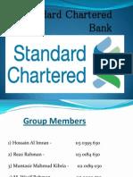 Standard Chartered Bank Ppt
