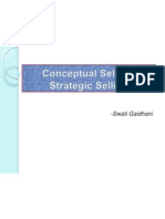 Conceptual Selling, Strategic Selling