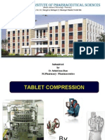 Tablet Compression Ppt