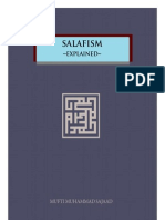 Salafism Explained