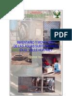 Fuente Agua Subterranea Huarmey 2002