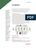 Oracle Field Service Data Sheet