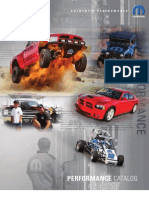 Mopar Performance Parts Catalog