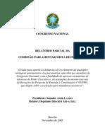 MENSALAO do PT - RELATÓRIO PARCIAL DA CPMI DA COMPRA DE VOTOS