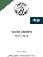 Projecto Educativo 2011-2012