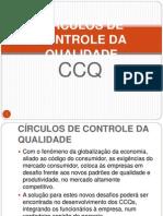 Aula  C+ìRCULOS DE CONTROLE DA QUALIDADE