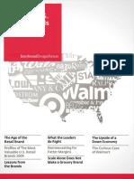 Interbrand Design Forum's Top Retail Brands 2009