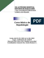 Compendio Curso Básico de Hepatología
