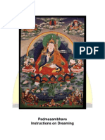 Padmasambhava Instructions on Dreaming 2
