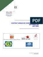 13 Vitrolles _contrat Urbain de Cohésion Sociale 2007-2009