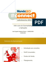 Mini Curso Geomarketing
