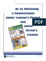 How to Get Your PA Driver's License