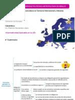 Normatividad Aplicable a La UE (1)