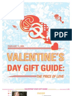 2005 02 11 Valentines Day Guide