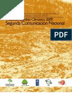República Dominicana, Proyecto Cambio Climático 2009