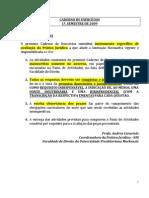 CADERNO_DE_EXERCICIOS__RESPSOTAS__1_SEMESTRE_2009[1]